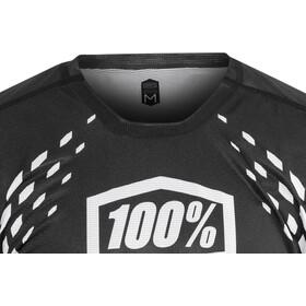 100% R-Core-X DH Långärmad cykeltröja Herr black